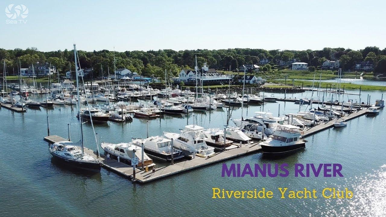 Sailing Long Island Sound, Mianus River, Riverside yacht club CT 2018 Seatv