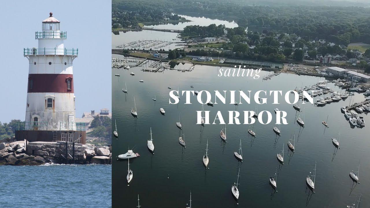 Stonington harbor, CT, USA seatv 2018