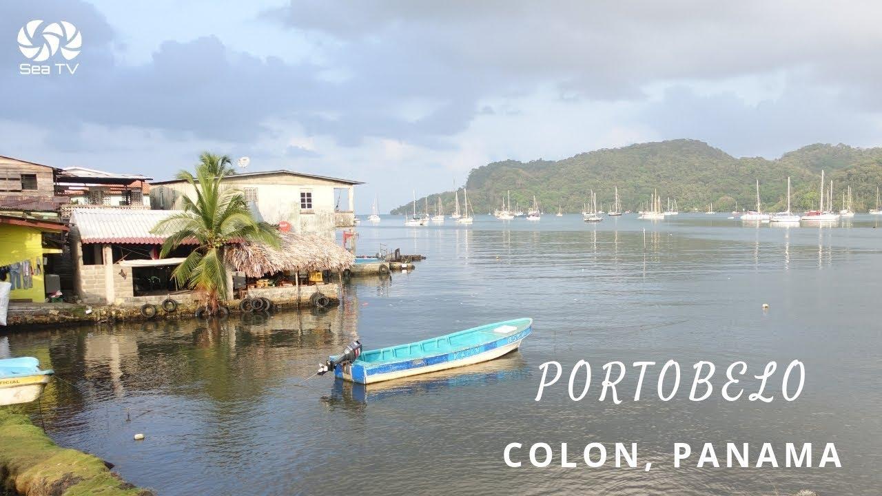 Sail Portobelo, Colon, Panama
