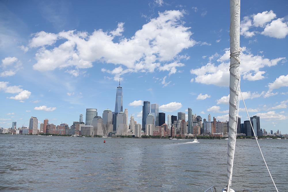 NY sailing