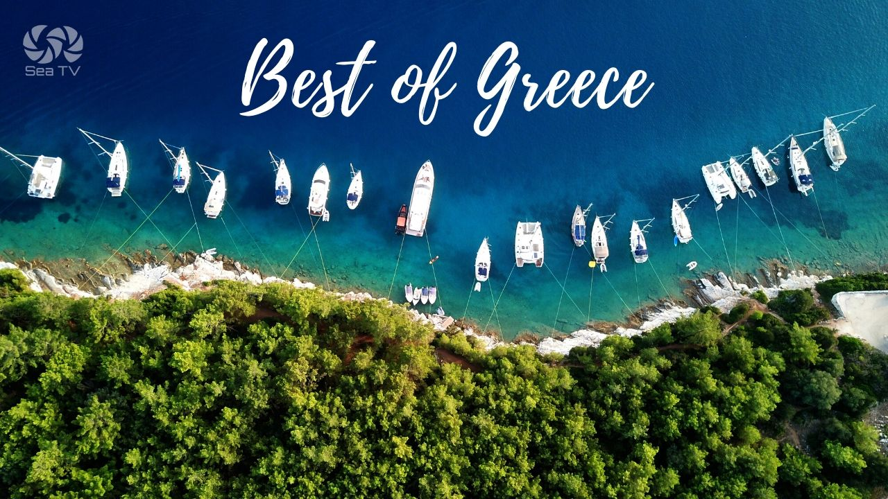Best Sailing Locations in Greece