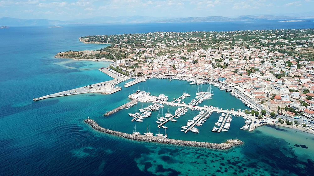 Agina marina