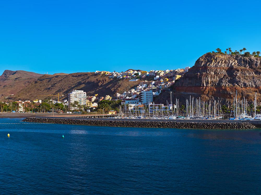 San Sebastian - La Gomera Island